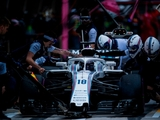 Williams: Blame our car, not our drivers