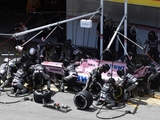 Force India pair delighted with 'big points'