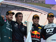 Perez wins in Baku amid tyre failure controversy