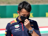 Albon denies added pressure after Gasly's win