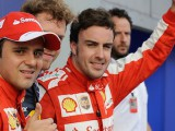 Ferrari to run Alonso and Massa at test