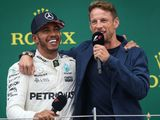 Jenson Button: Racing against Lewis Hamilton at McLaren brought out the best in me