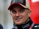 Kovalainen could be an option for 2014 - Lotus