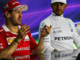 Vettel denies Ferrari pressure