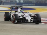Williams Duo Hoping for More Points in Suzuka