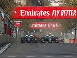 Hamilton could've been more 'selfish' with Bottas in Baku F1 battle
