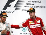 Vettel beats Mercedes in Malaysia to end Ferrari's drought