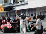 Rosberg revels in Hungary pole position