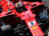 P3: Vettel fastest, Button woe