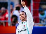 Race: Hamilton wins the race but not the title