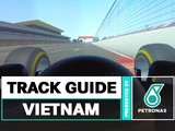 Onboard a lap of Vietnam's Hanoi Circuit