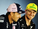 Hulkenberg replaces Perez at Racing Point
