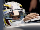 Hamilton claims Rosberg's engine is why he was out-paced
