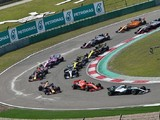 Formula 1 fuel limit to rise in 2019 to promote 'full power' racing
