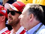 Sebastian Vettel escapes further sanctions as he apologises for Baku incident