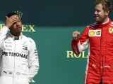 Lewis Hamilton: Ferrari Silverstone celebrations showed 'weakness'