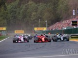 F1 Driver Ratings - Belgian Grand Prix