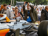 F1 at the Goodwood Festival of Speed!