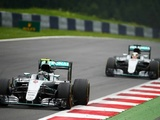 Rosberg upset to be blamed for Hamilton clash