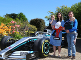 Mercedes surprise Harry with Hamilton's W10