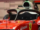 Ferrari presents updated halo device