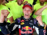 Another tick in the box for Kvyat