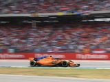 "Fernando Alonso: ""We weren't in the points so we had to try something"""