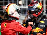 Vettel surprised by Red Bull's race strategy