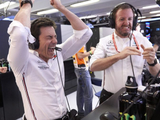 Wolff feels 'hunger and desire' for more success at Mercedes