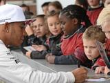 Lewis Hamilton's fear for the future of young working class drivers