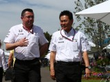 McLaren won't demand changes to Honda management