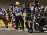 Hamilton wins Bahrain GP | Grosjean survives fiery crash