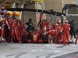 Ferrari F1 mechanic suffers broken leg in Kimi Raikkonen pit incident