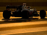 All smiles for Schumacher despite propping up test times