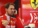 Vettel 'first option' at Ferrari, wants to stay