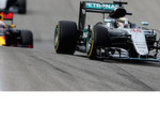 Hamilton trims Rosberg's lead