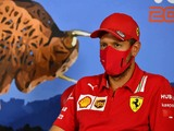 No room at the Racing Point Inn for Vettel
