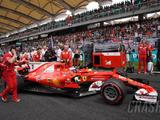 Raikkonen: 'Pointless' to consider what was possible in Malaysian GP