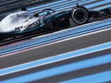 Hamilton ignored Mercedes slow down message on final lap of French GP
