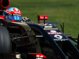 Lotus' troubles continue in qualy
