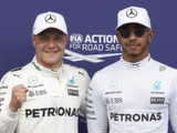 No plans to play games insist Mercedes duo