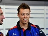 Kvyat hit the ground running on Toro Rosso return - Tost