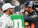 Ricciardo: Mercedes were messing me around