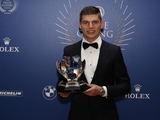 Verstappen receives two FIA awards