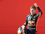 "Verstappen Hails ""Amazing Weekend"" After ""Unexpected"" Victory"