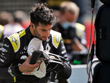 Ricciardo looking forward to 'horizontal' time