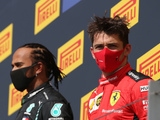 Leclerc has no fear battling Hamilton