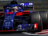 Toro Rosso hands Sean Gelael FP1 outing at US Grand Prix