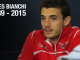 Bianchi dies from injuries sustained at 2014 Japanese GP