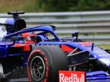 "Kvyat on his Hungaroring Tyre Woes: ""Once you hit the cliff it's game over"""